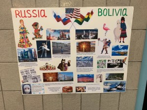 Cultural Posters - Russia & Bolivia