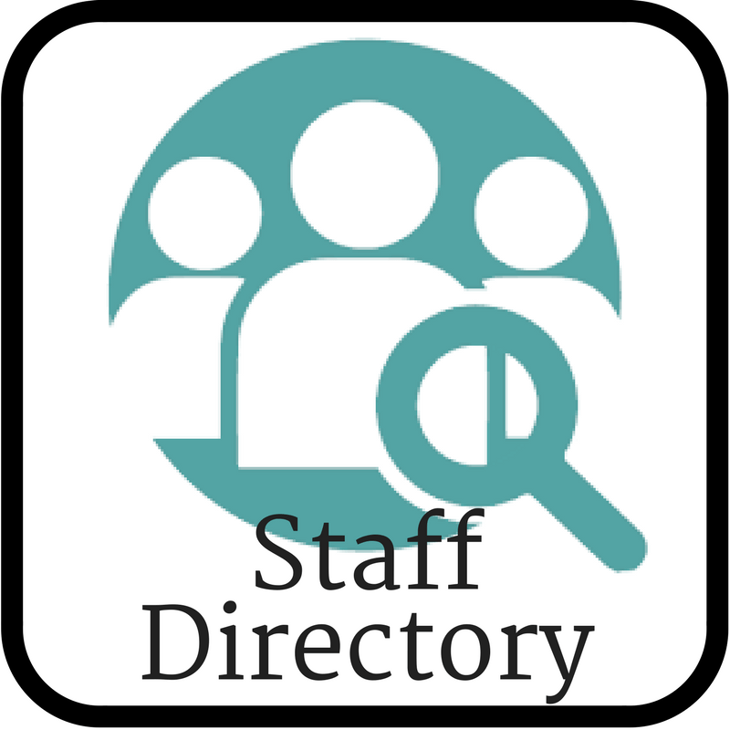 Staff Directory link