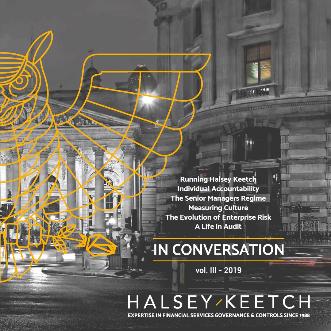 Halsey Keetch - In Conversation vol. III - 2019