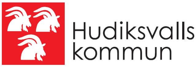 Hudiksvalls kommuns logotyp