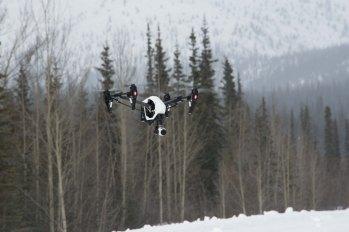 Drone away
