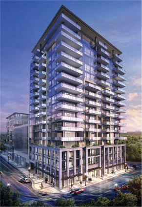 Carriage Gate Homes, The Berkeley 2025 Maria Street, Downtown Burlington $38 million (foundation)