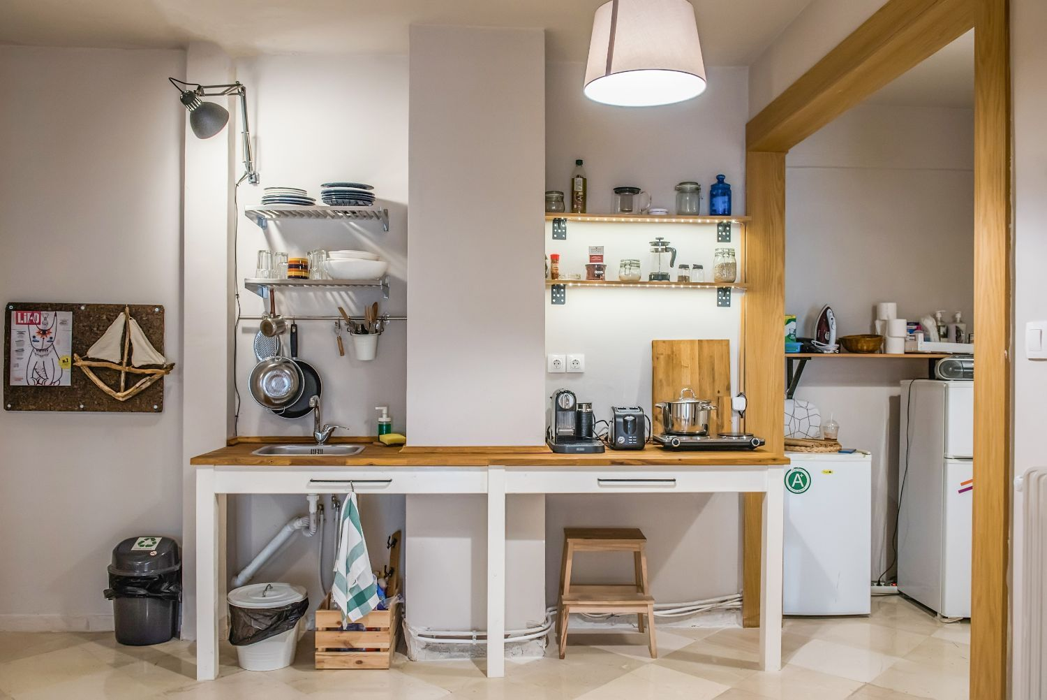 Open Design Kitchennette