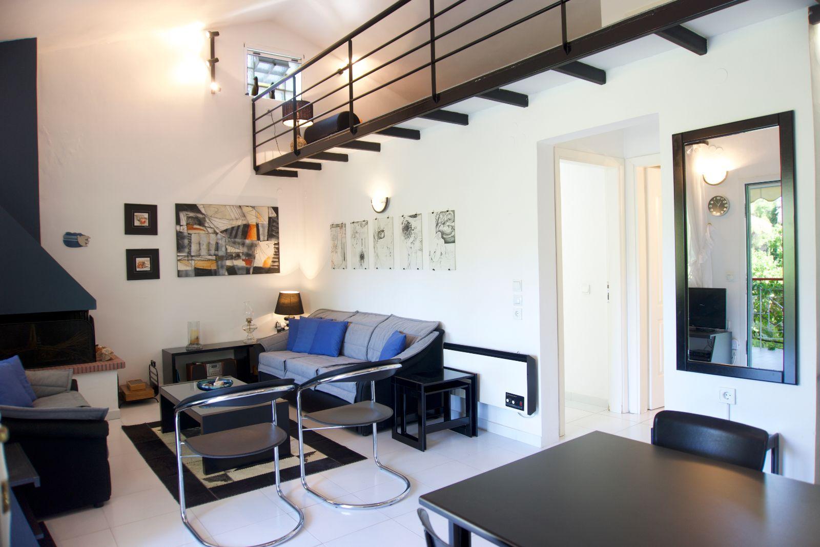 Diamond Living Room