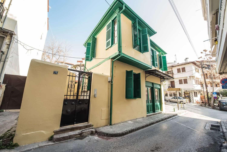 St Paul Villa front