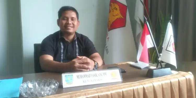Anggota Komisi III DPRD Kota Jambi, Muhammad Yasir