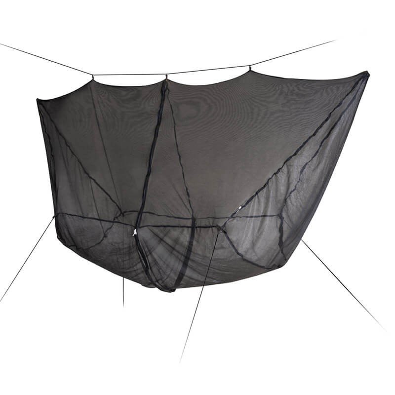 moustiquaire pour hamac bugnet black