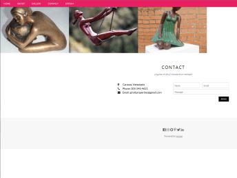contact form Susana Pantin