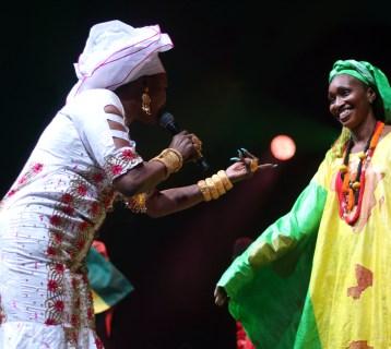 La nuit du Mali à Bercy