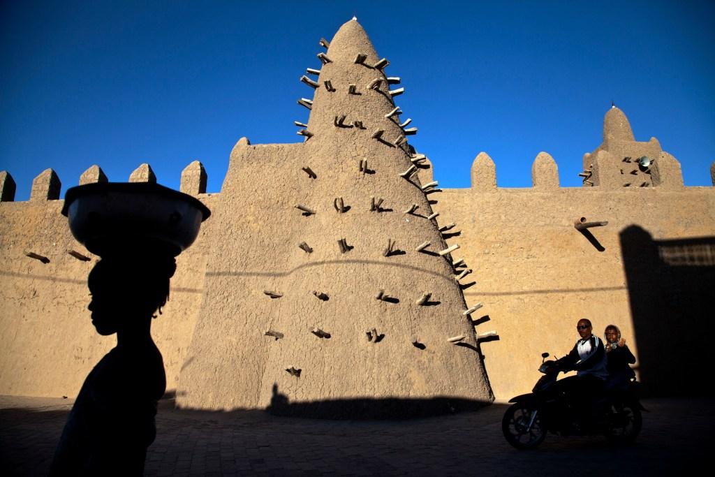 mosquée djingareyber tombouctou © UN Photo/Marco Dormino