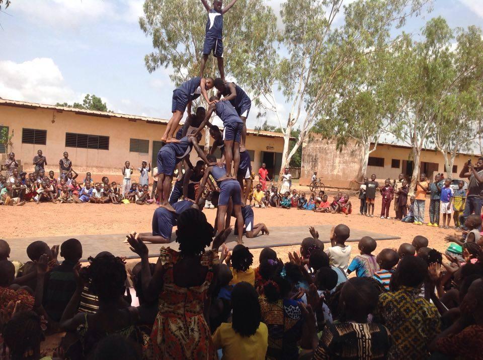 Festival des Arts du cirque de Bobo-Dioulasso