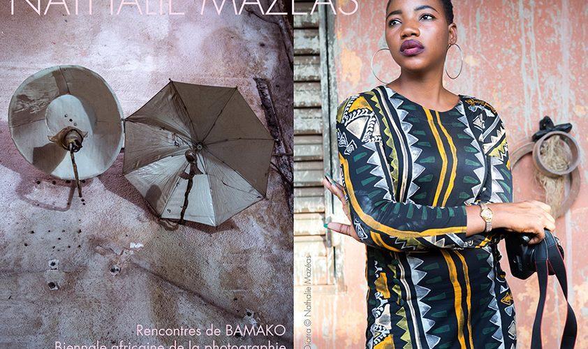 Nathalie Mazéas rencontre de Bamako a mara