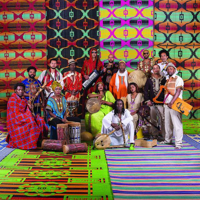Festival Jazz à Ouaga Jazz à bamako ©Daran Goodsell