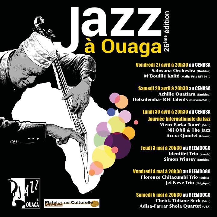 Jazz à Ouaga