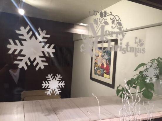 店内クリスマス2