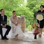 Galerie Photos Cérémonie Laïque Hamadryades officiant mariage