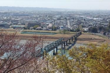 鳥羽山公園からの眺め 写真提供:浜松情報Book