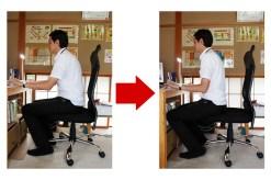 健骨屋 立ち方や座り方のアドバイスもしてくれます。