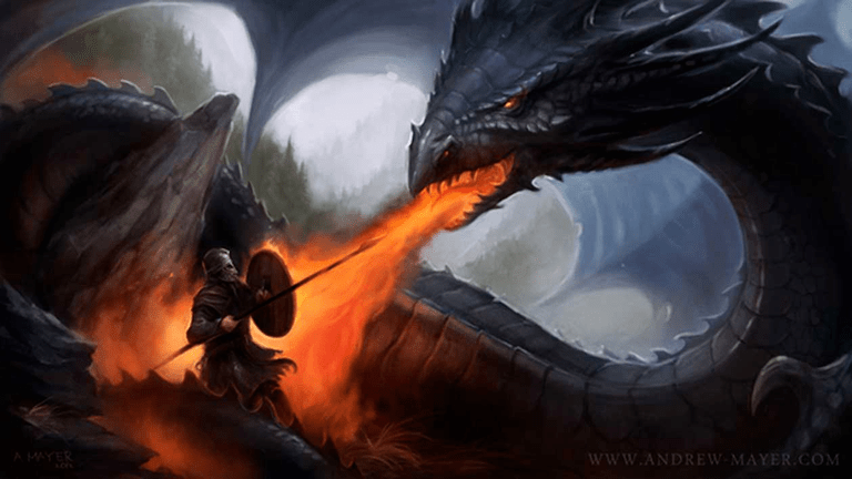 what does beowulf reveal about the way in which anglo saxons defined evil and good