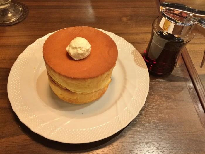 スフレ パン ケーキ しぼむ