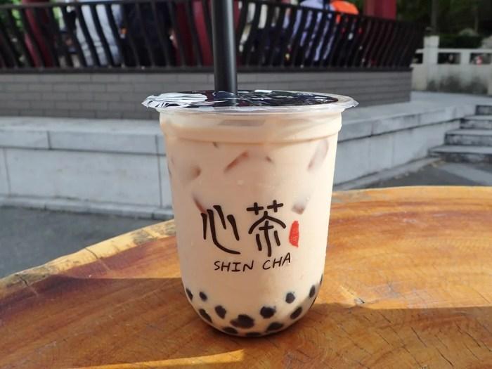 心茶(横浜中華街)