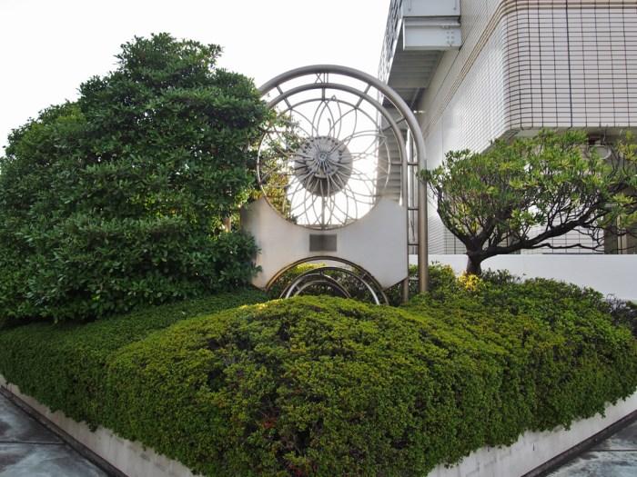 横浜そごうの屋上