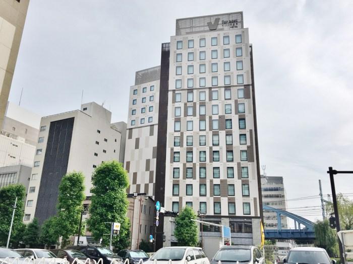 ファーイーストビレッジホテル横浜