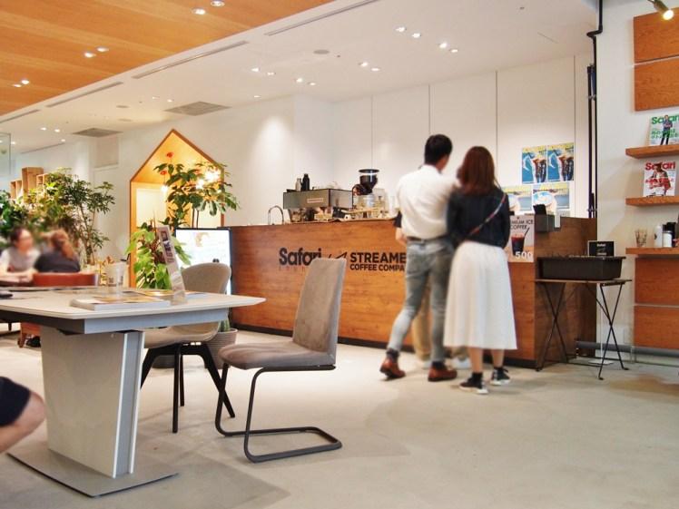 ストリーマーコーヒー横浜マリン&ウォーク