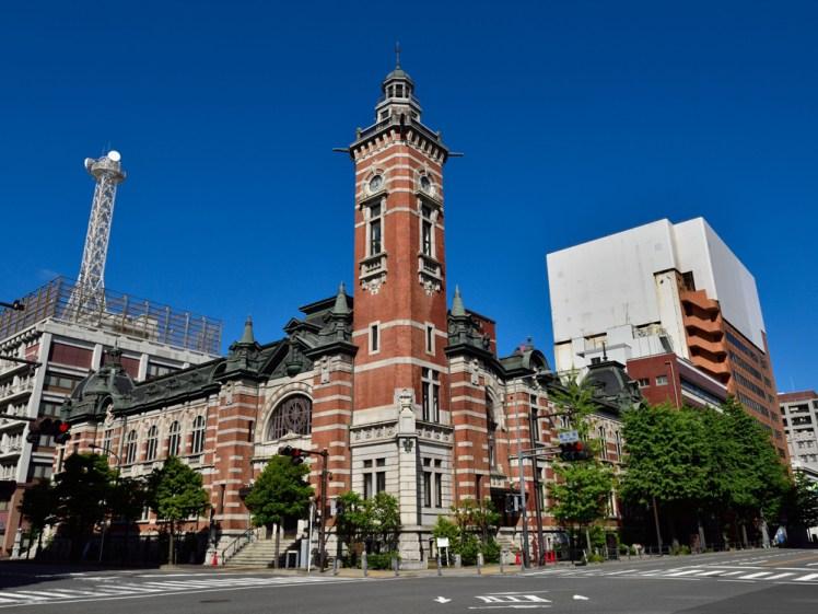 ジャックの塔(横浜市開港記念会館)