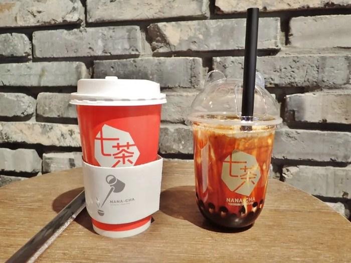 横浜中華街「七茶」