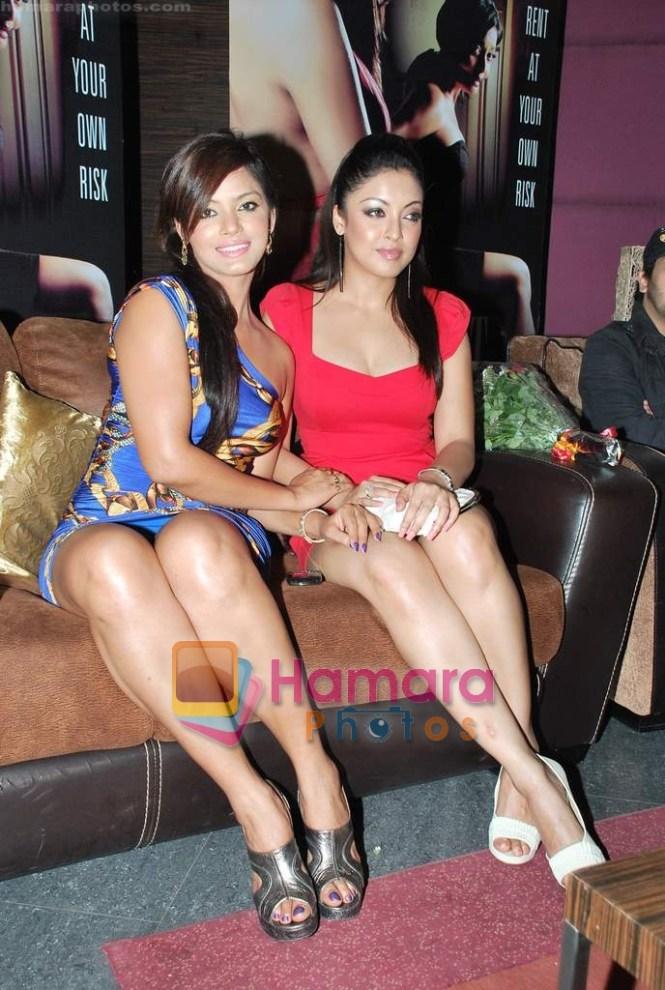 Neetu Chandra Three Dutta At Apartment Bash In Cest La Vie On 5th April 2010