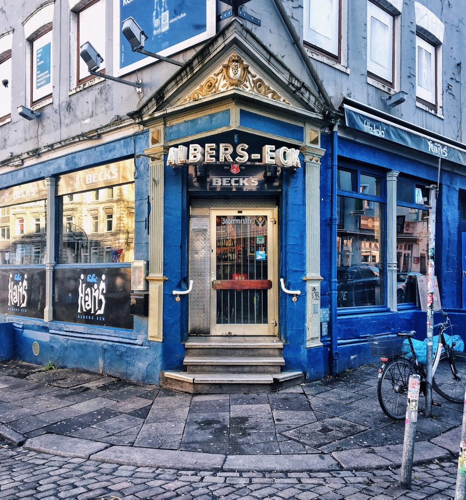 Albers Eck: St Pauli, Reeperbahn (Elbvilles Hamburg Companion)