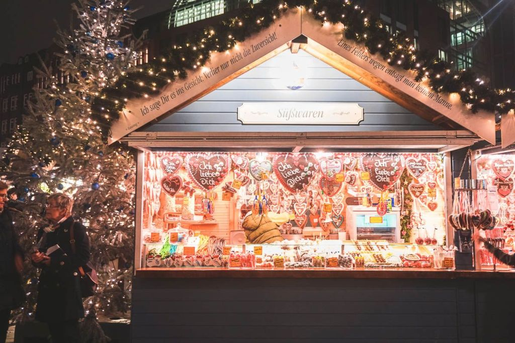 Germany - Hamburg - Christmas Market