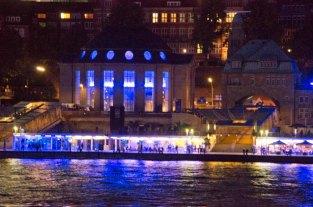Alter Elbtunnel - Hamburg Blue port 2012