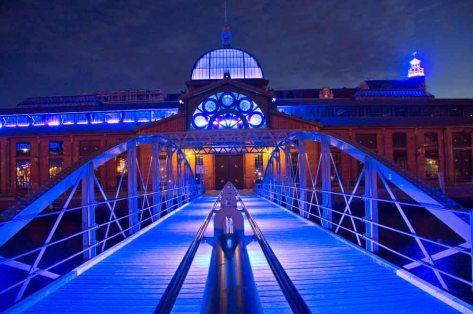 Fischauktionshalle - Hamburg Blue Port 2012