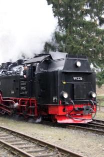 HSB - Harzer Schmalspurbahn