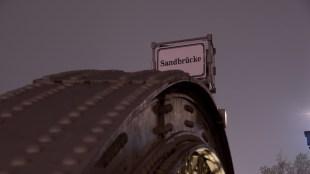 Sandbrücke - Hamburger Speicherstadt