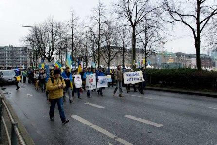 Demonstration 15.12.2013