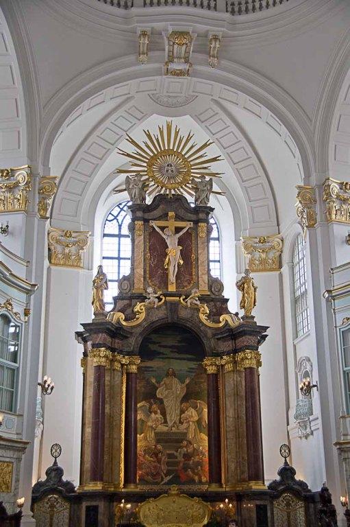 Altar im Michel