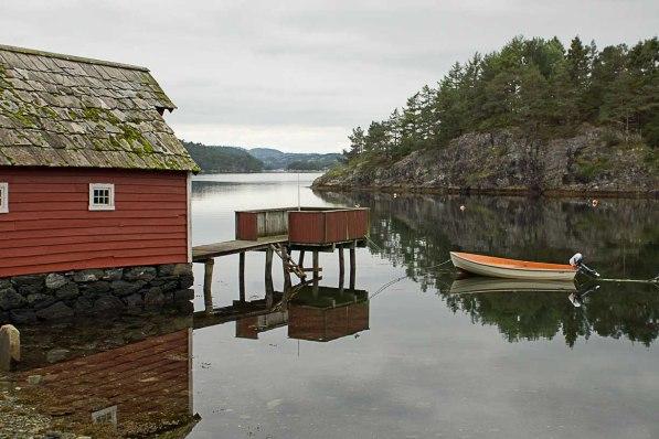 Fjord bei Bergen