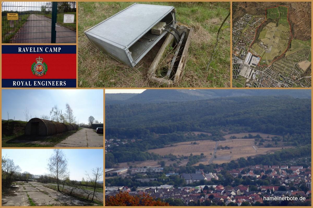Ravelin Camp Hameln