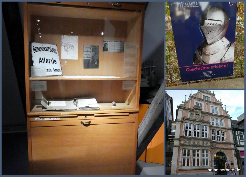 Museums-Schrankgeschichte