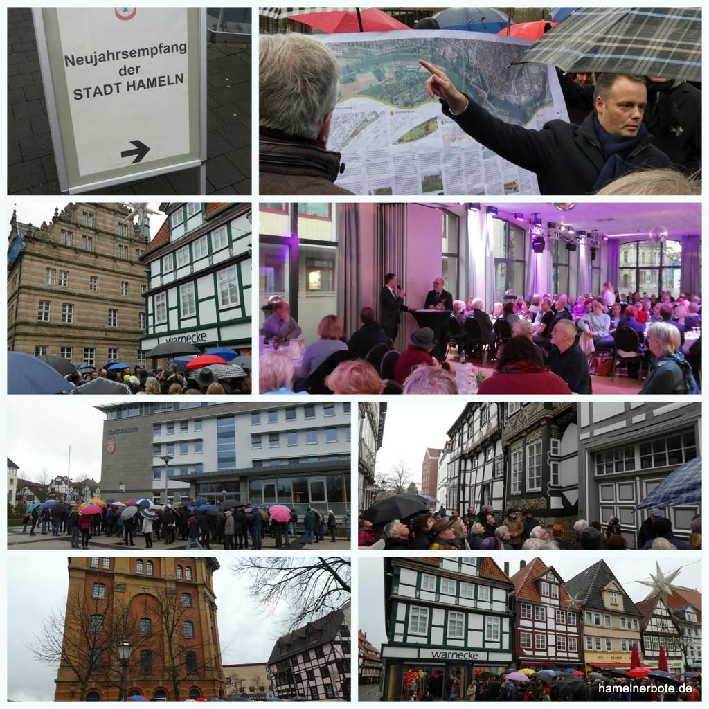 Neujahrsempfang 2019 der Stadt Hameln – Impressionen und Bericht