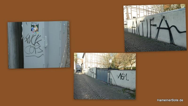 Schmierfinkenwerk – Hameln 05.04.2020