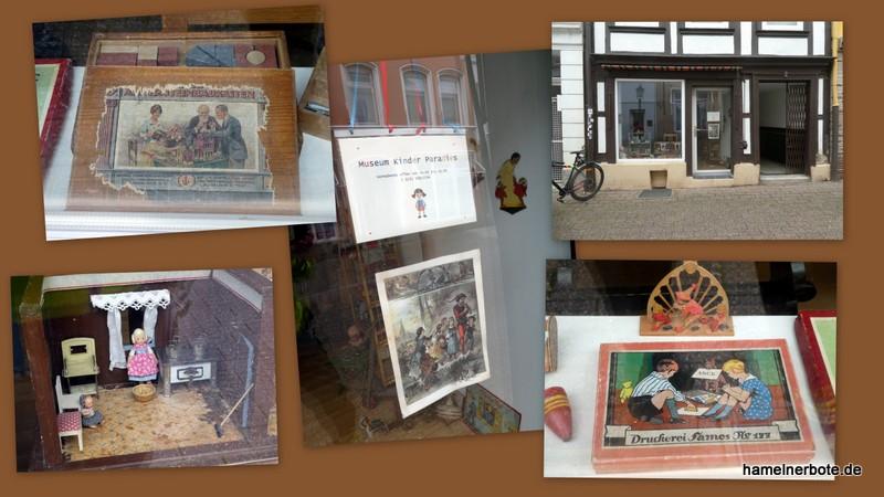 Museum Kinder Paradies – Neuetorstraße Hameln
