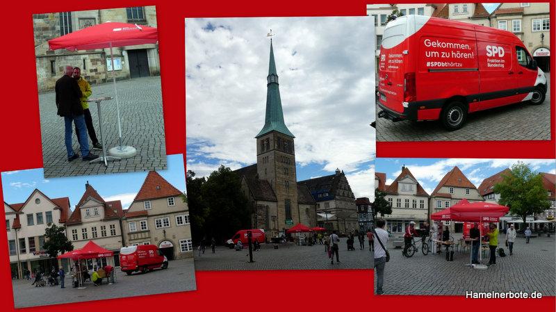 Gekommen, um zu hören: Kurzbericht – Gespräch mit MdB Johannes Schraps
