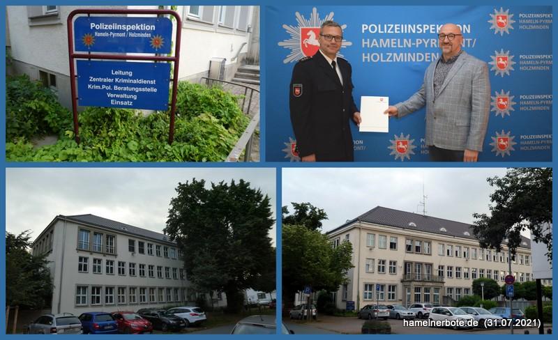 Hamelns Chef des Zentralen Kriminaldienst geht nach Göttingen