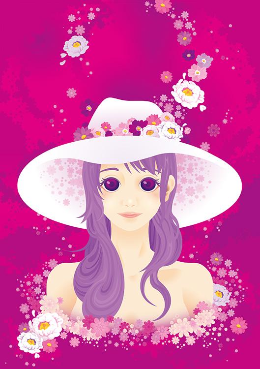 flowerhat_PK01