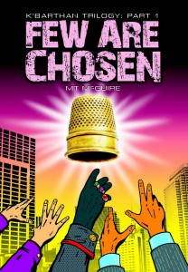 Few Are Chosen, November 2011 cover