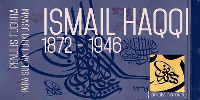 ismail haqqi